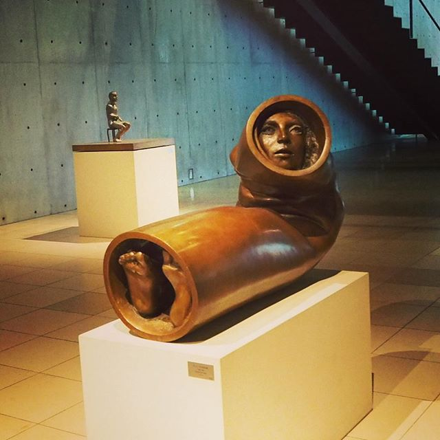 boketeのお題にしか見えない彫刻#japan #art #彫刻 #sculpture #object #sculptures #copper