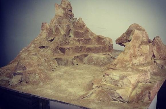 完成#miniature #handmade #ミニチュア #figure #クラフト #ジオラマ #diorama #scalemodel #toys #model #gundam #modeling #toyslagram #scalemodels #art