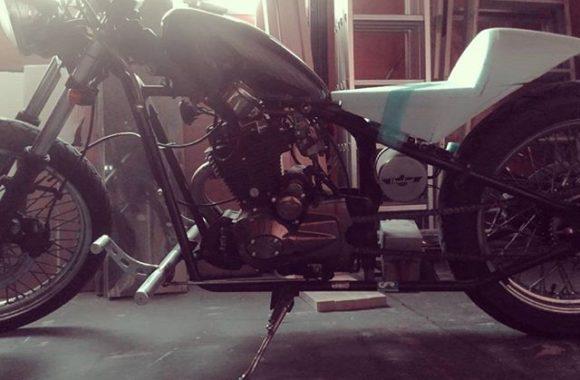 Original rear fender