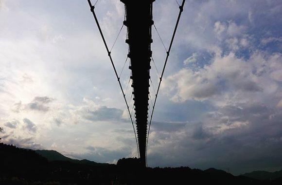 #autumn #bridge