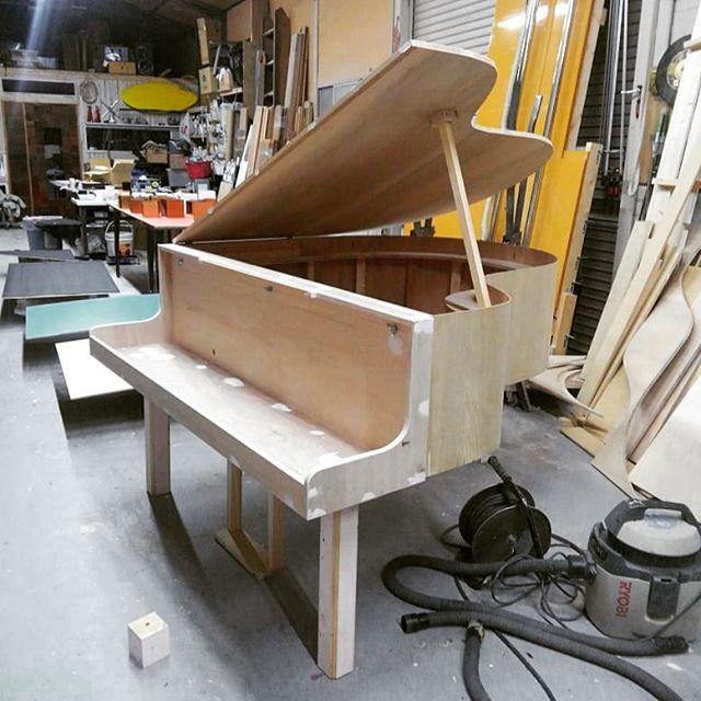 #artstudio #artworks #craft #piano