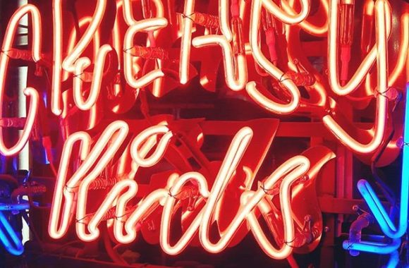#neon #sign