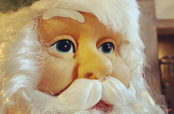 今年のクリスマスは中止しません
