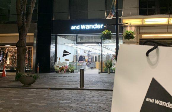 #andwander #outdoor #marunouchi