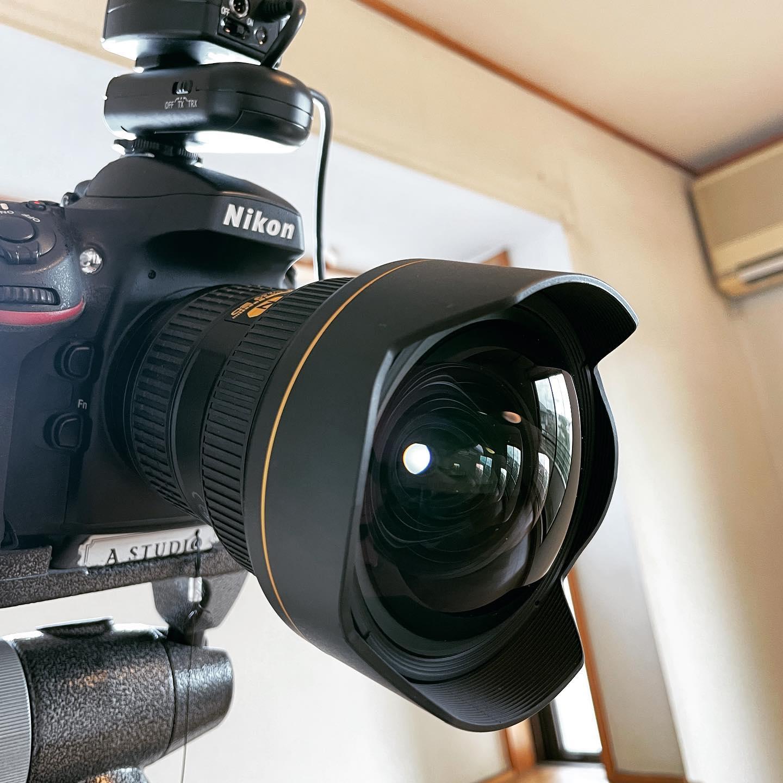 超広角レンズを14-24mm 2.8G EDに入れ替え。SIGMAの安いレンズ12-24mmがイマイチなのか腕が悪いだけなのかコレで撮るとめっちゃクリア!やっぱNIKKORよ…!!