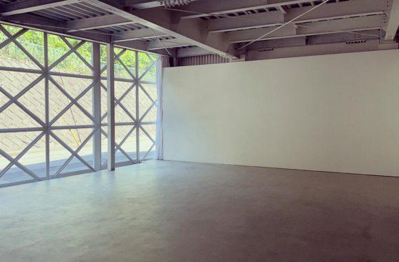 可動式の白壁出来ました
