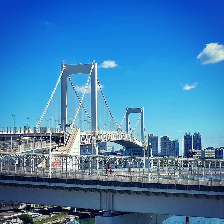 (お外は)晴天だよ#tokyo